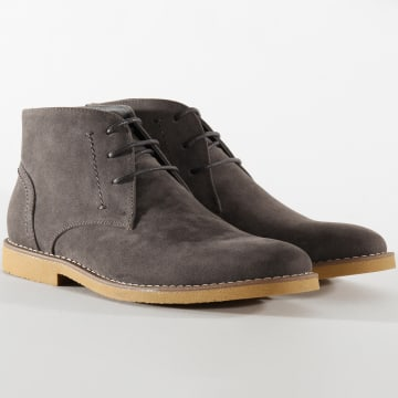 Classic Series - Chelsea Boots M2721 Gris Anthracite