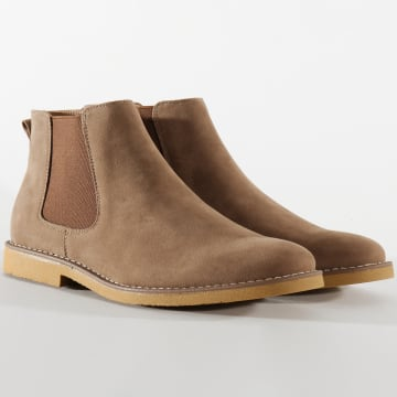 Classic Series - Chelsea Boots M2723 Marron Clair