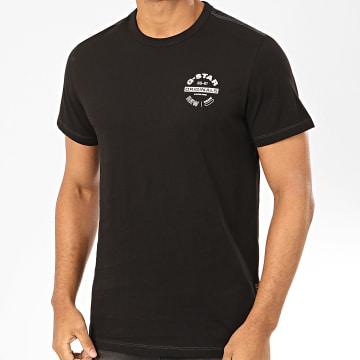 G-Star - Tee Shirt Originals Logo D16377-336 Noir