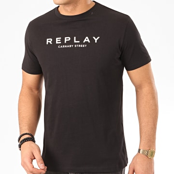 Replay - Tee Shirt M3006 Noir