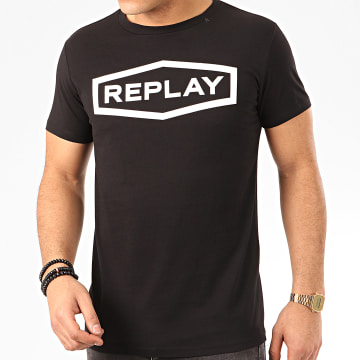 Replay - Tee Shirt M3058 Noir