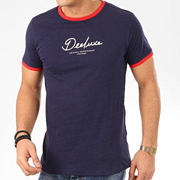 Tee Shirt Hylter Bleu Marine
