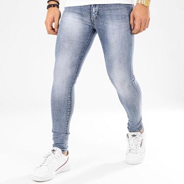 Jean Skinny JK9115 Bleu Denim