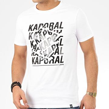 Kaporal - Tee Shirt Maker Blanc