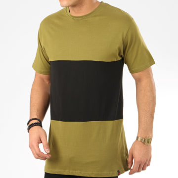 Denim Project - Tee Shirt Oversize Toni Vert Kaki