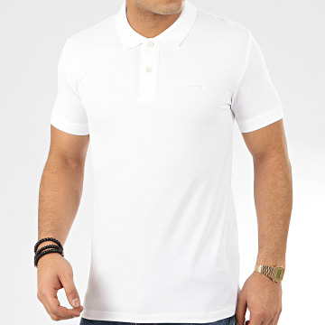 Polo Manches Courtes 990EE2K316 Blanc
