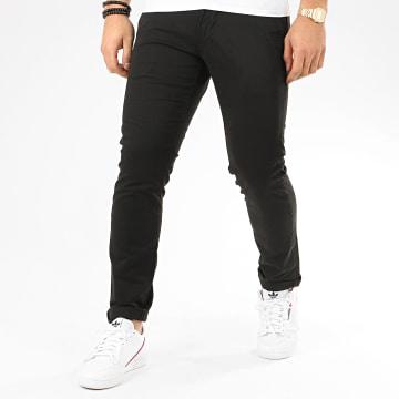 Esprit - Pantalon Chino Slim 998EE2B806 Noir