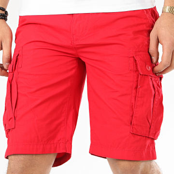 Short Cargo Korge Rouge