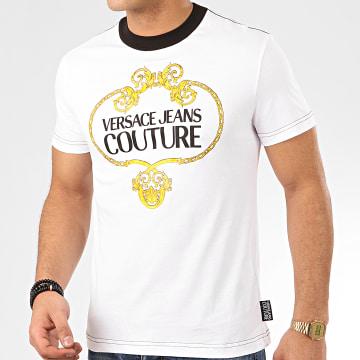 Versace Jeans Couture - Tee Shirt Renaissance B3GVA7EB-30311 Blanc