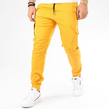 Jogger Pant 23676 Moutarde