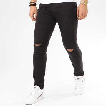 GRJ Denim - Jean Slim 14266 Noir