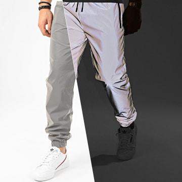 Pantalon Jogging Réfléchissant YE-213 Gris
