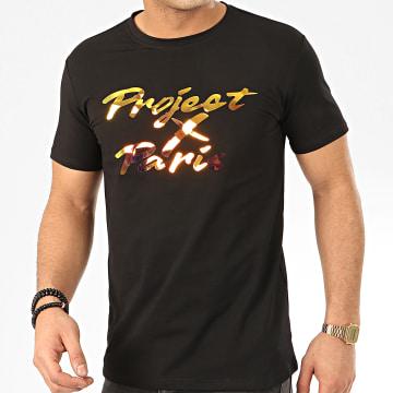 Project X - Tee Shirt 2010082 Noir