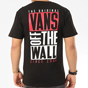 Vans - Tee Shirt New Stax Noir