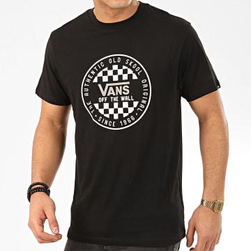Vans - Tee Shirt OG Checker Noir