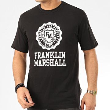 Franklin And Marshall - Tee Shirt JM3008-1000P01 Noir