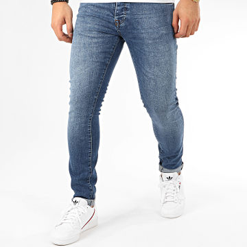 Jean Slim 14289 Bleu Denim