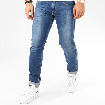 Replay - Jean Slim Anbass M914-41A-504 Bleu Denim