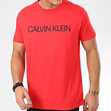Calvin Klein - Tee Shirt 0479 Rouge