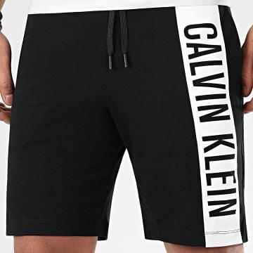 Short Jogging Medium Jersey 0485 Noir