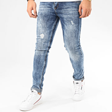 Jean Slim 242 Bleu Denim