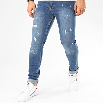 Jean Slim 2619 Bleu Denim