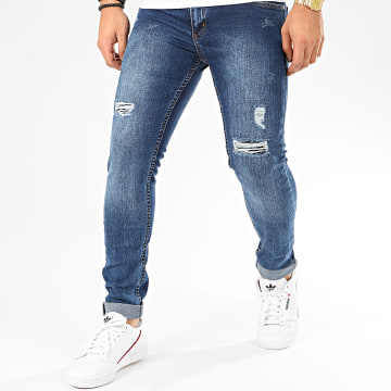Jean Slim 105 Bleu Denim