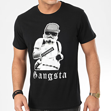 Star Wars - Tee Shirt Trooper Censored Gangster Noir
