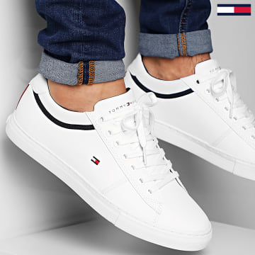 Baskets Essential Leather 2681 White