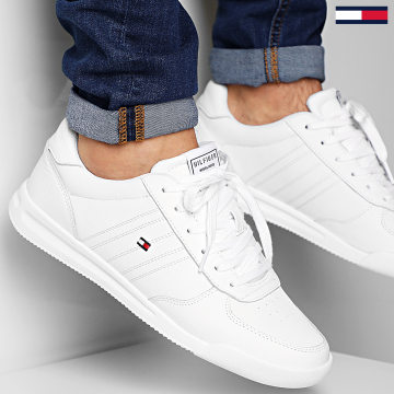 Baskets Lightweight Leather 2740 White