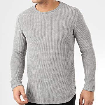 Pull Oversize T670 Gris