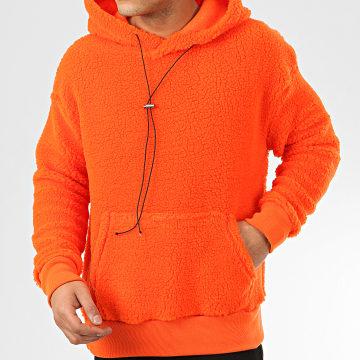 Uniplay - Sweat Capuche UY475 Orange
