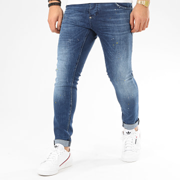 Jean Slim 216 Bleu Denim