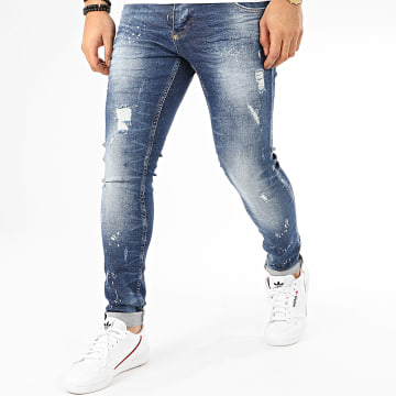 Jean Slim 234 Bleu Denim