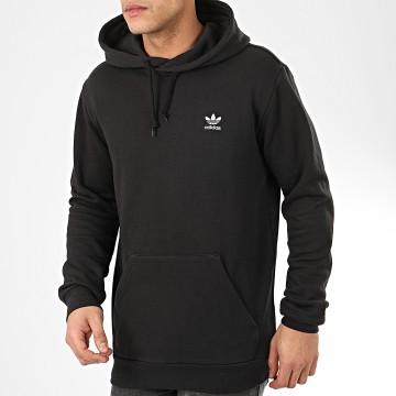 Adidas Originals - Sweat Capuche Essential FM9956 Noir