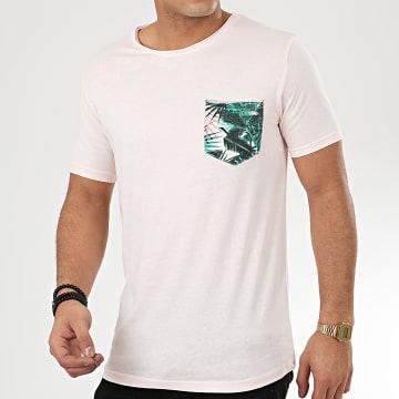 Tee Shirt Poche H1515Z21058A Rose