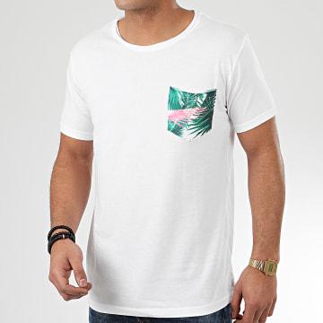 Tee Shirt Poche H1515Z21058A Blanc