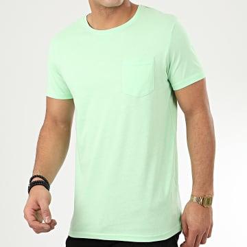 Tee Shirt Poche H12022W20898C Vert