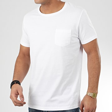 Tee Shirt Poche H12022W20898C Blanc