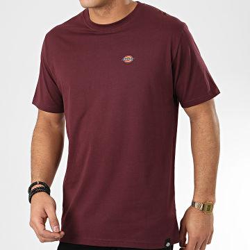 Dickies - Tee Shirt Stockdale Bordeaux