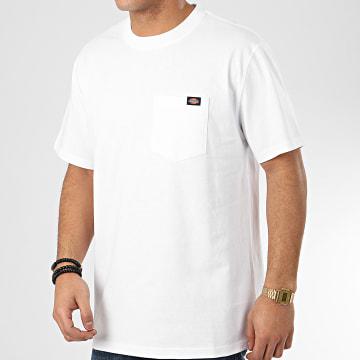 Dickies - Tee Shirt Poche Porterdale Blanc