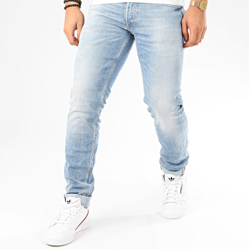 Jean Slim 700/11 Basic Bleu Denim