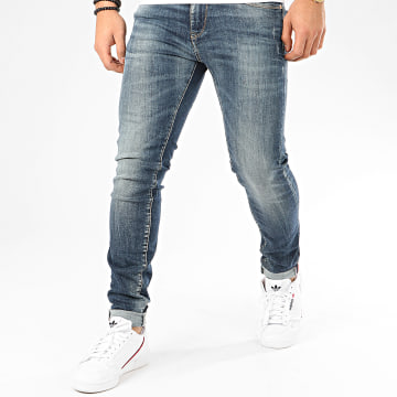Jean Skinny Power Bleu Denim