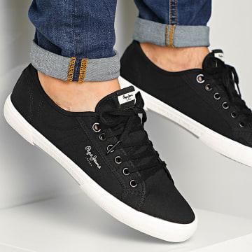 Pepe Jeans - Baskets Aberman Smart PMS30625 Black