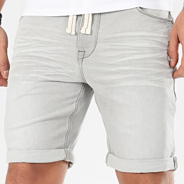 Sky Rebel - Short Jean H1324K60688KG636-1 Gris