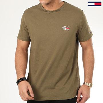 Tee Shirt Chest Logo 7472 Vert Kaki