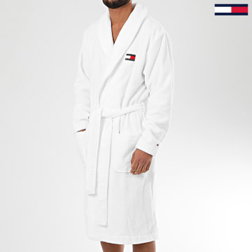 Tommy Hilfiger - Peignoir Towelling Robe 1781 Blanc