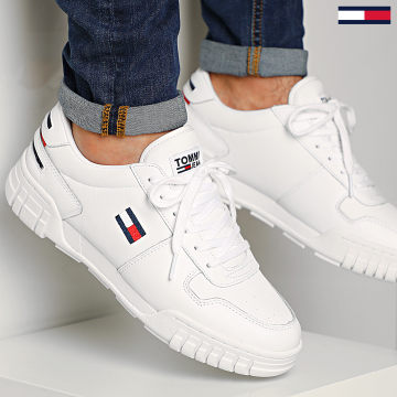 Basket Essential Retro Sneaker 0444 White