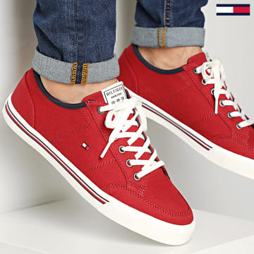 Baskets Core Corporate Textile Sneaker 2676 Regatta Red