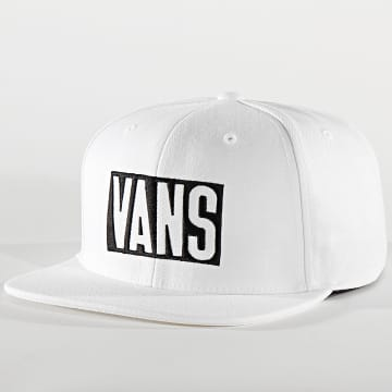 Casquette Snapback New Stax Blanc
